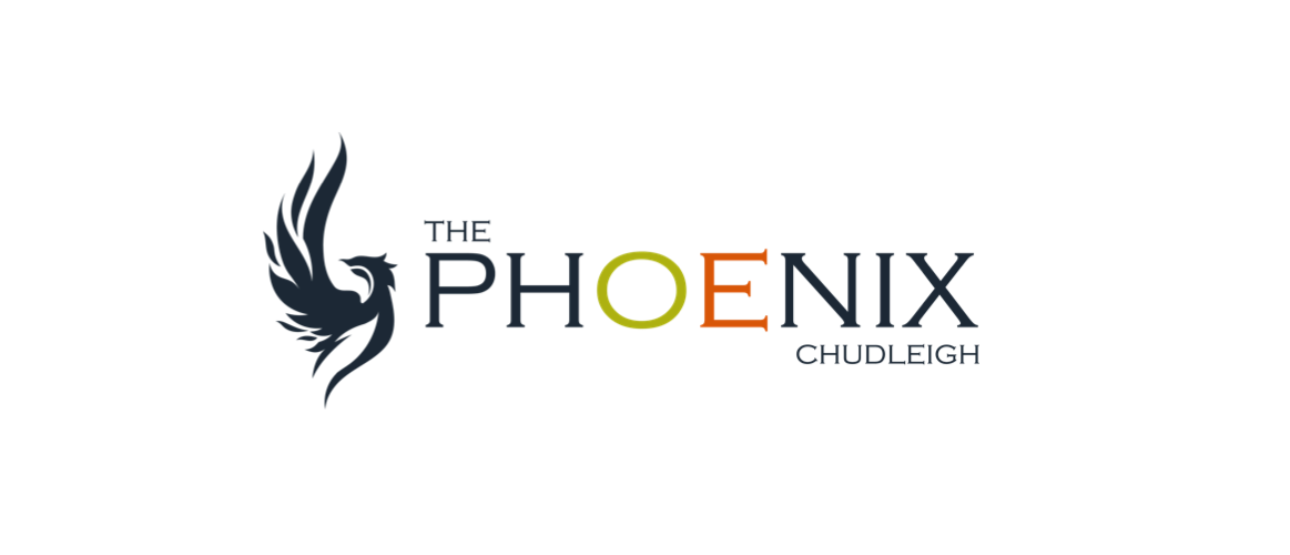 Phoenix Chudleigh logo redesign six degrees marketing exeter exmouth