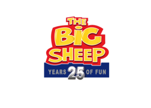 The Big Sheep logo Six Degrees Marketing