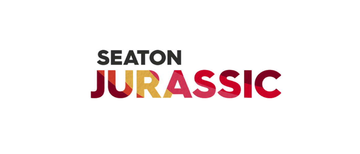 Seaton Jurassic Logo Six Degrees Marketing